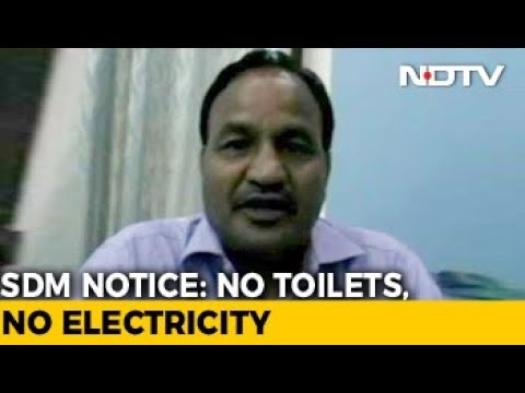 Build Toilet Or Face Power Cut: Official Warns Villagers; Collector Calls Step 'Too Harsh'