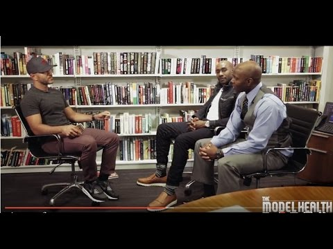 Demolish Fitness Myths And Sculpt Your Best Body With The Cut - With Morris Chestnut And Obi Obadike