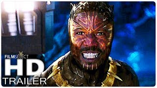 "BLACK PANTHER ""War"" Trailer (Marvel 2018)"