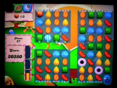 Candy Crush Saga Cheat level 76