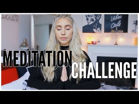 The Two-Week Meditation Challenge