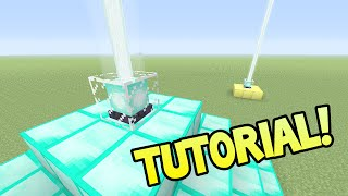 Minecraft Xbox 360ps3 Tu19 Update How To Use Beacons Easy Tutorial
