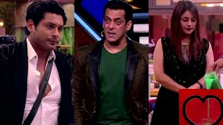 Bigg Boss 13 Weekend Ka Vaar: Salman Khan warns Sidharth to stay away from Shehnaaz