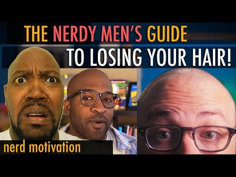 Deal with Going Bald - Balding Men's Guide to Confidence