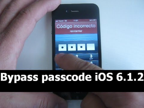 Bypass Passcode Still Unfixed In iOS 6.1.2