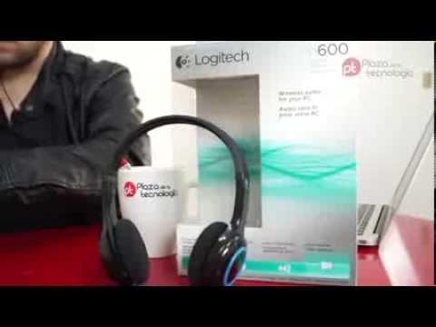 Audífonos Logitech H340 y H600