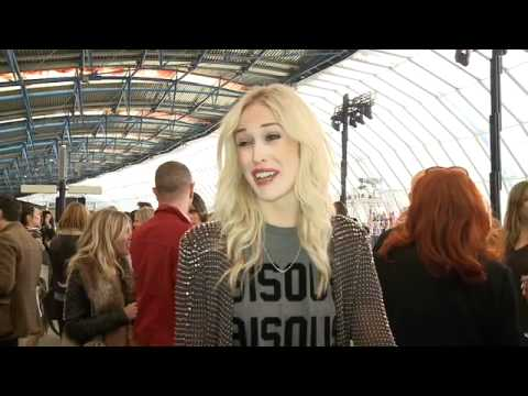 London Fashion Week SS11 - Best-in-Show - Topshop Video 89