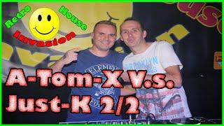 A Tom X Versus Just K Retro House Set