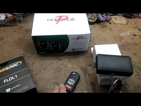 Mazda cx7 remote start demo