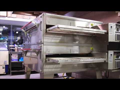 Commercial Oven Strip and Clean Video