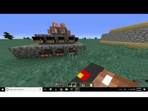 Build a Minecraft Village Part 1