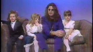 Ozzy The Kids On The Joan Rivers Show