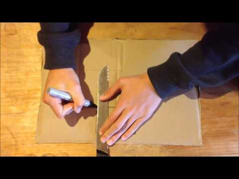 Easy Way To Make A Mini Basketball Hoop In Under 3 Minutes (HD)