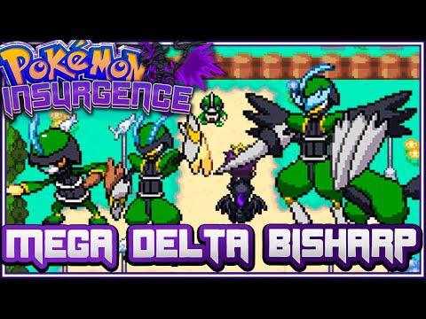 Cómo conseguir a MEGA DELTA BISHARP - Pokémon INSURGENCE