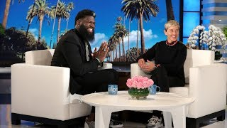 Ellen Meets Extraordinary New Jersey Principal Akbar Cook