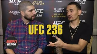 Max Holloway takes a look back into his past with Ariel Helwani l ESPN MMA