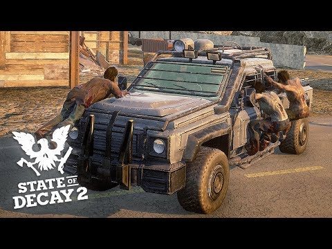 DESTROYING ZOMBIE INFESTATIONS & NEW OUTPOSTS! State of Decay 2