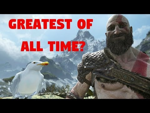 God of War Review - Gaming Will Never Be The Same