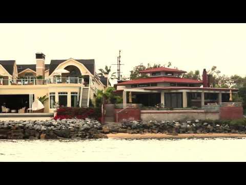 Mega Waterfront Homes on Coronado Island San Diego