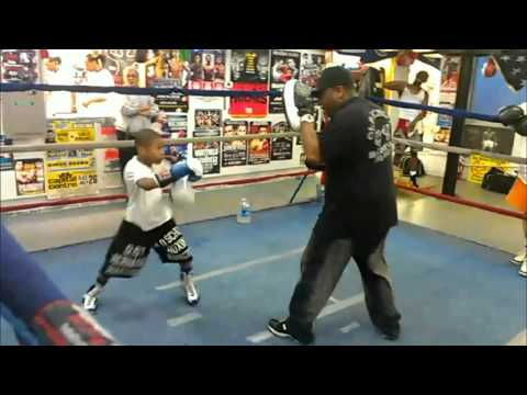 Scooter Davis Boxing