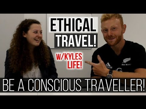 HOW TO BE AN ETHICAL TRAVELER! | Avoiding Voluntourism & Giving Back To The Community w/KylesLife!