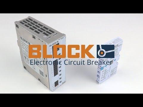 Block Electronic Circuit Breakers