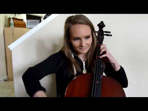 Learning To Play The Cello in 30 Days: Part 4
