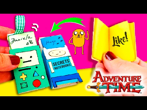 DIY Secret 🔐 Matchbox MINI NOTEBOOK ✏️📖 Super EASY DIY Valentine's day GIFTS! 💕 Matchbox CRAFTS
