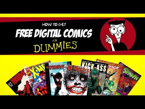 How To: FREE DIGITAL COMICS For Dummies