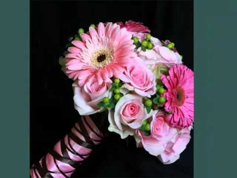 Picture Combination Of Beautiful Flowers | Carnation And Gerbera Daisy Bouquet