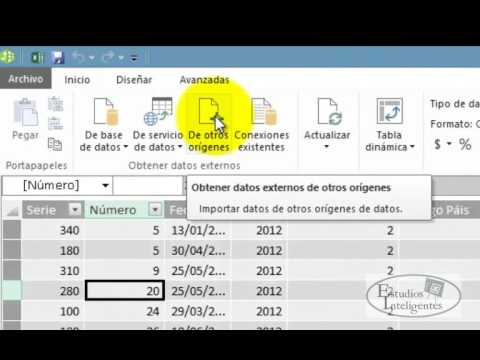 Excel.Power Pivot en Excel 2013