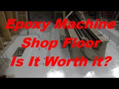 Epoxy Floor is it Worth it?