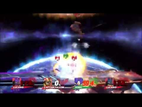The Black Hole: Super Smash Bros Wii U