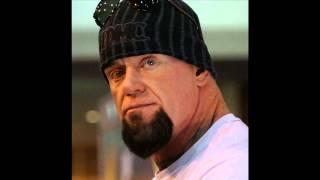 Undertaker on retiring