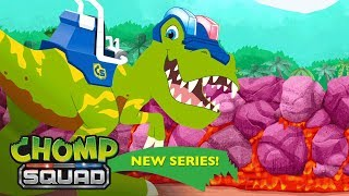 Download 'Lava River' 🌋 Episode 16   Chomp Squad: A NEW Series! Video