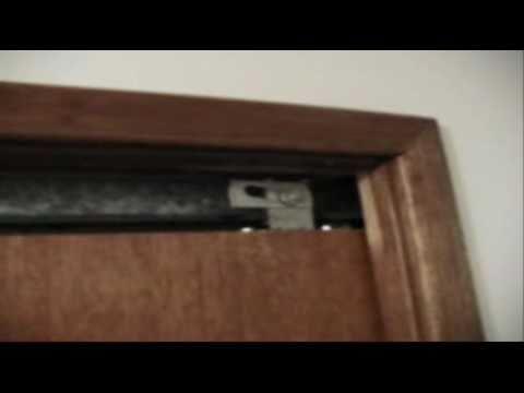 How To Fix An Internal Sliding Door That Is Not Sliding or The Door Is Stuck or Broken - Quite Easy