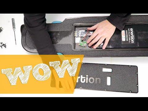 Build electric skateboard in 12mins