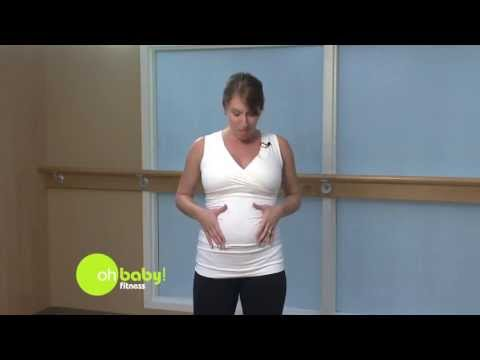 Oh Baby! Fitness - Correct Pregnancy Posture