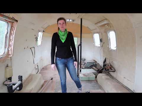 Living in an Airstream - Completing the Gut / Almost - Journal 11 - S2E37