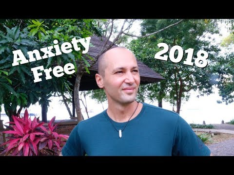 Ending The Anxiety Cycle In 2018