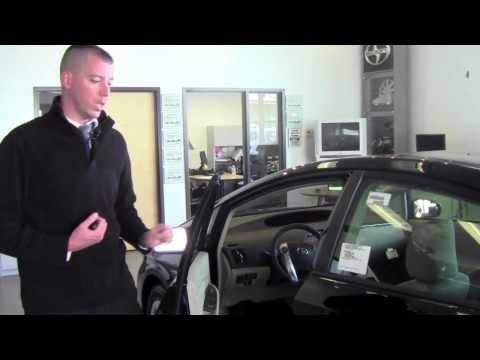 2012 | Toyota | Prius | Smart Key Door Unlock Settings | How To By Toyota City