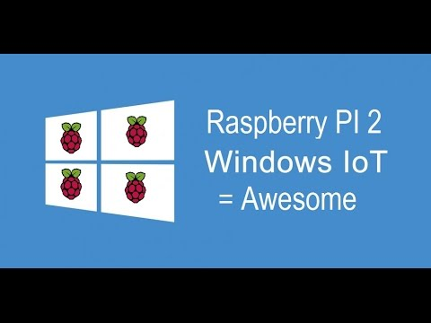 Raspberry PI, Windows 10, GPIO and ADC fun on a GUI