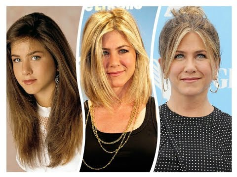 Jennifer Aniston's Hottest Hairstyles ( 1990-2017 )
