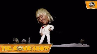 Ludwig The Olympic Skater – The Gong Show