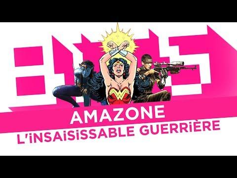 Amazone, l'insaisissable guerrière - BiTS - ARTE