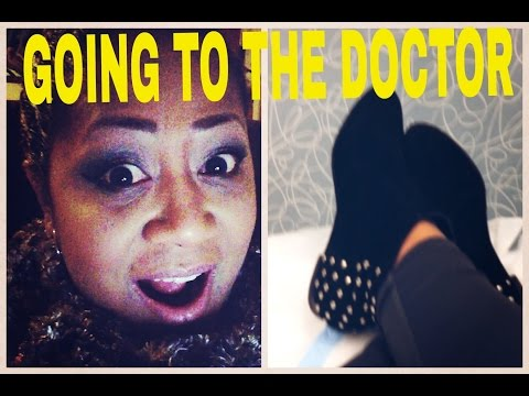 DAY AT THE DOCTORS IMPLANON REMOVAL VLOG