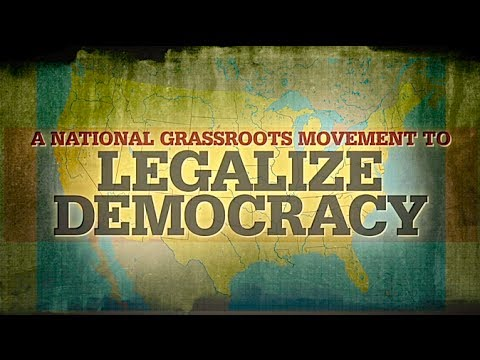 Legalize Democracy Film   Move to Amend Documentary