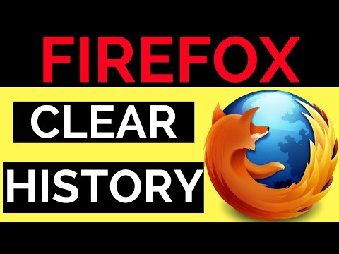FireFox: How To Fully Clear History