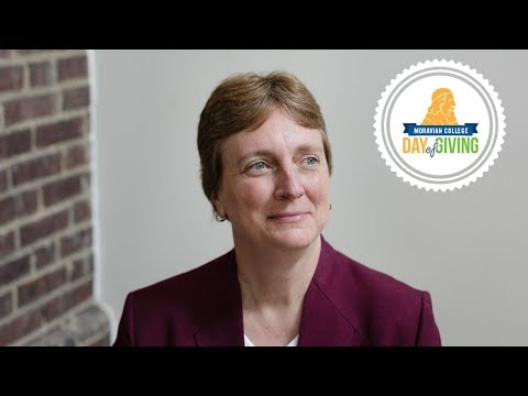 Associate Provost Carol Traupman-Carr | Moravian College Day of Giving