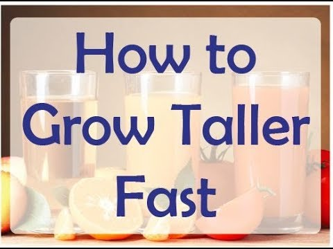 How to Grow Taller 2-3 Inches Fast at Home